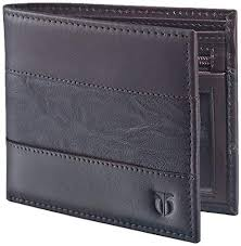 Titan Brown Men's Wallet -wonderparenting