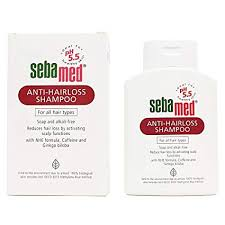 Sebamed best shampoo for hair fall-wonderparenting