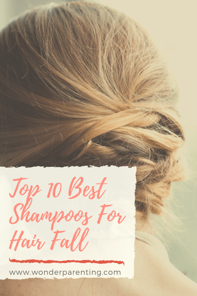 Top 10 Best Shampoo For Hair Fall-wonderparenting