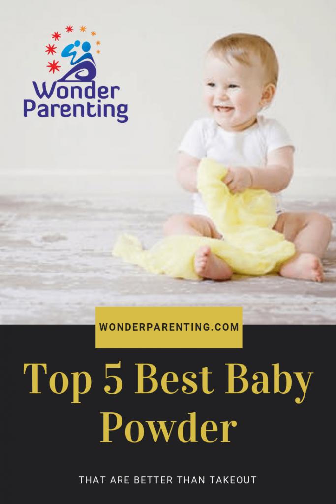 Top 5 Best Baby Powder-wonderparenting