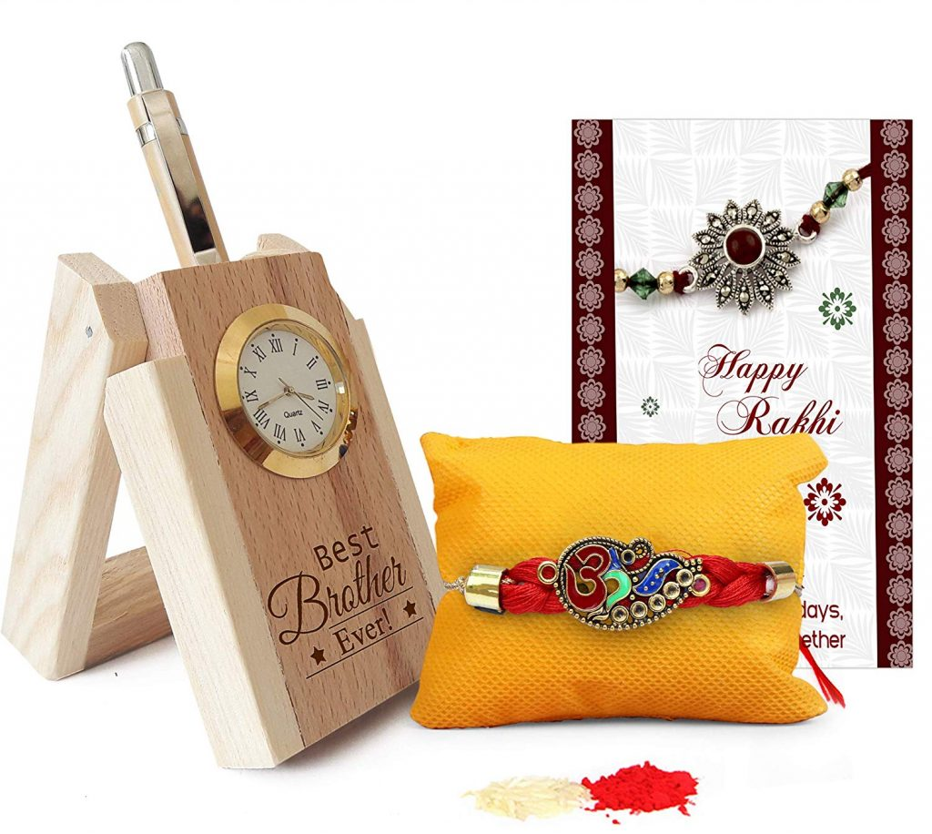 pen-stand-Rakhi-gifts-for-brothers-sisters-wonderparenting