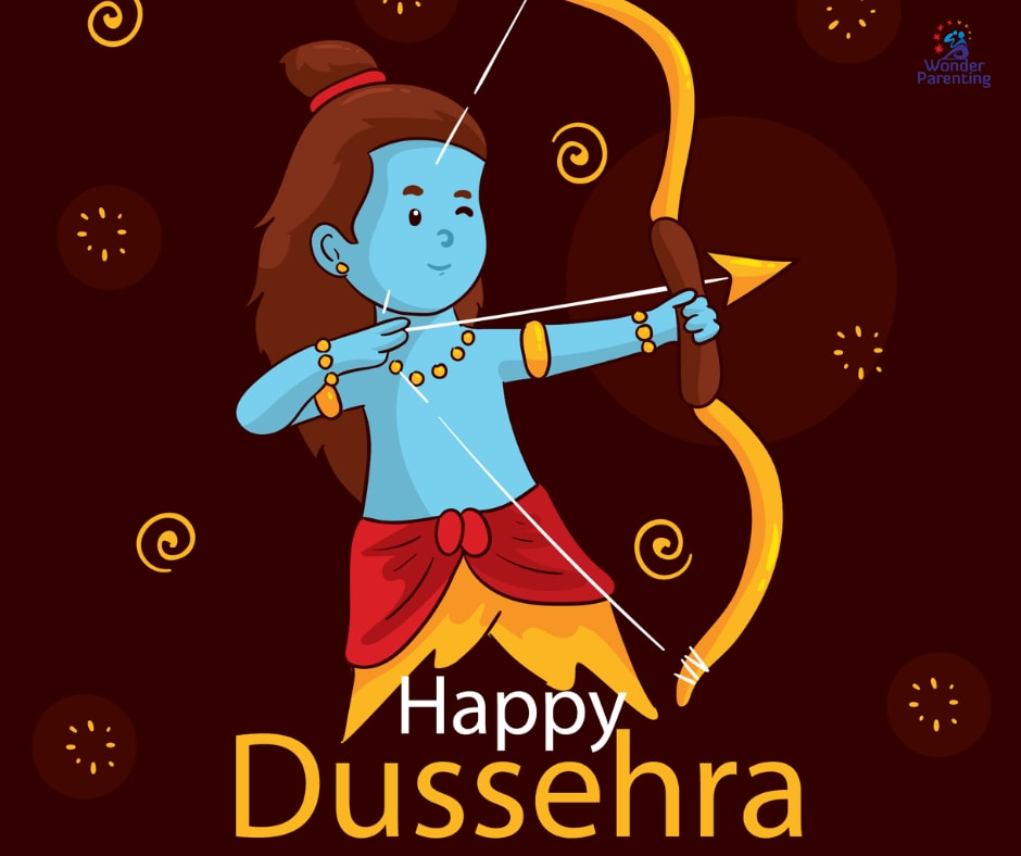 importance-of-dussehra-wonderparenting