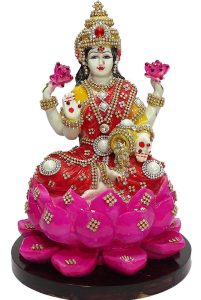 Goddess Laxmi idol - diwali-gift-ideas-wonderparenting