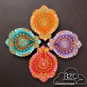 box of mud lamps - diwali-gift-ideas-wonderparenting